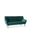 Sofa Nordic 3  Velvet aksamit