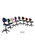 Krzesło obrotowe młodzieżowe Q-G2