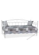 Łóżko  ANKARA 90x200 białe Signal