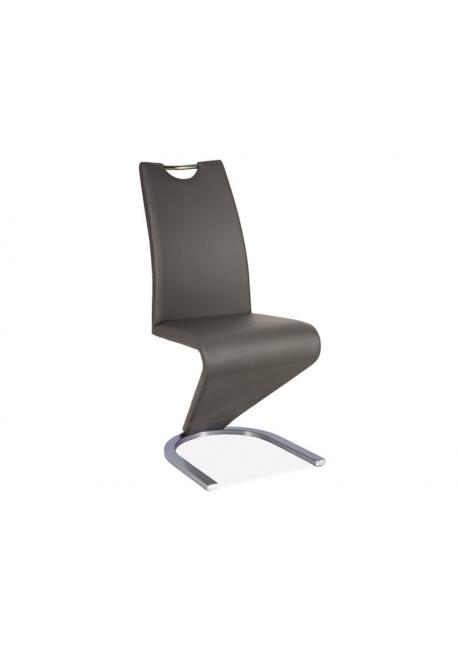 Krzesło H-090 stal nierdzewna