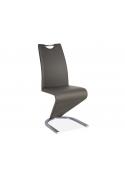 Krzesło H-090 Stal Szczotkowana Signal